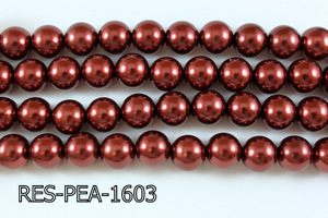 Resin Pearl 16mm 13'' RES-PEA-1603