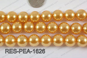 Resin Pearl 16mm RES-PEA-1626