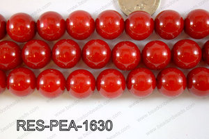 Resin Pearl 16mm RES-PEA-1630