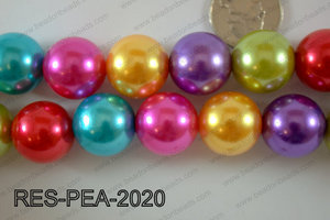 Resin Pearl 20mm RES-PEA-2020