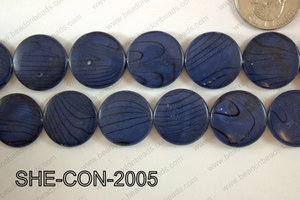 Shell Coin 20mm SHE-CON-2005