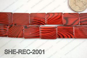 Shell Rectangle 15x20mm SHE-REC-2001