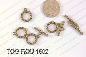 Toggle Round 250g Bag 15mm TOG-ROU-1502