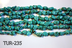 Turquoise Nugget Small TUR-235